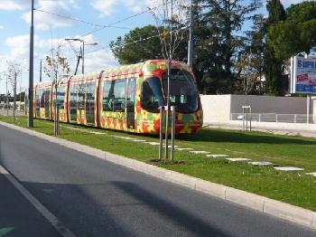 Ligne de tramway de Castelnau